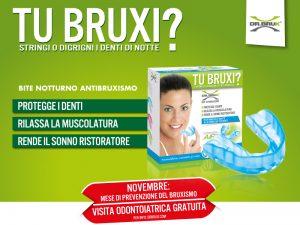 Dr brux mese prevenzione