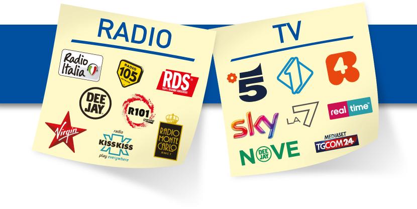 LACTOFLORENE: CAMPAGNA COMUNICAZIONE 2017 - Radio e TV