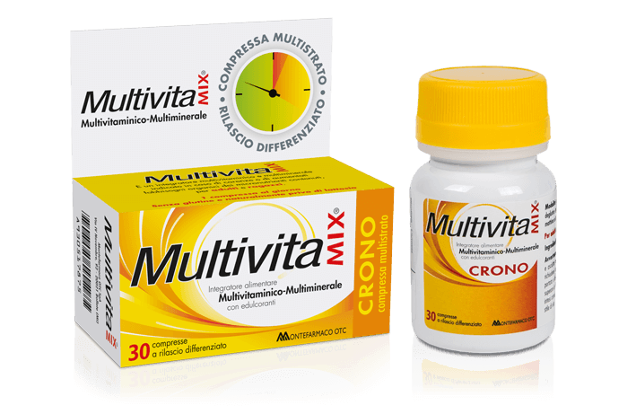 Multivitamic Crono