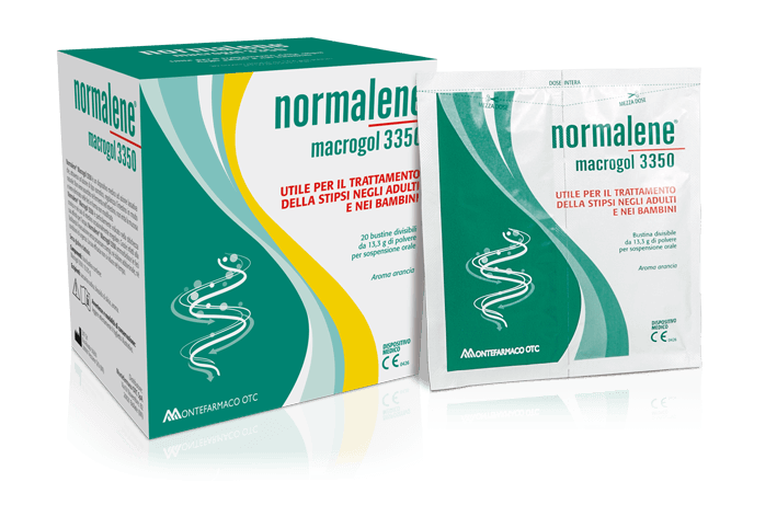 Normalene-Macrogol-Bustine-Montefarmaco