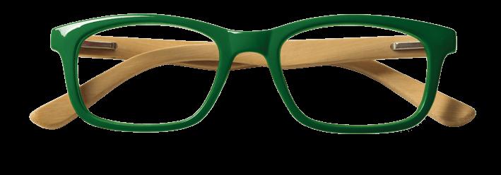 Iristyle-Occhiale-WoodLine-Green-Montefarmaco