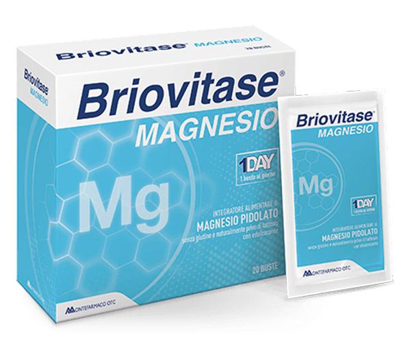 Briovitase-Magnesio-Montefarmaco
