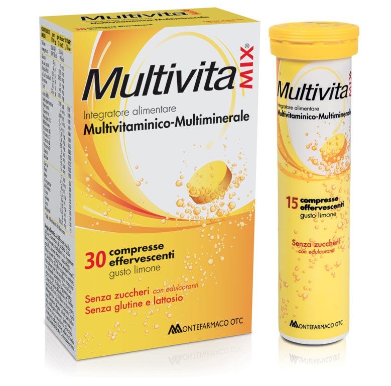 Multivitamix-Montefarmaco