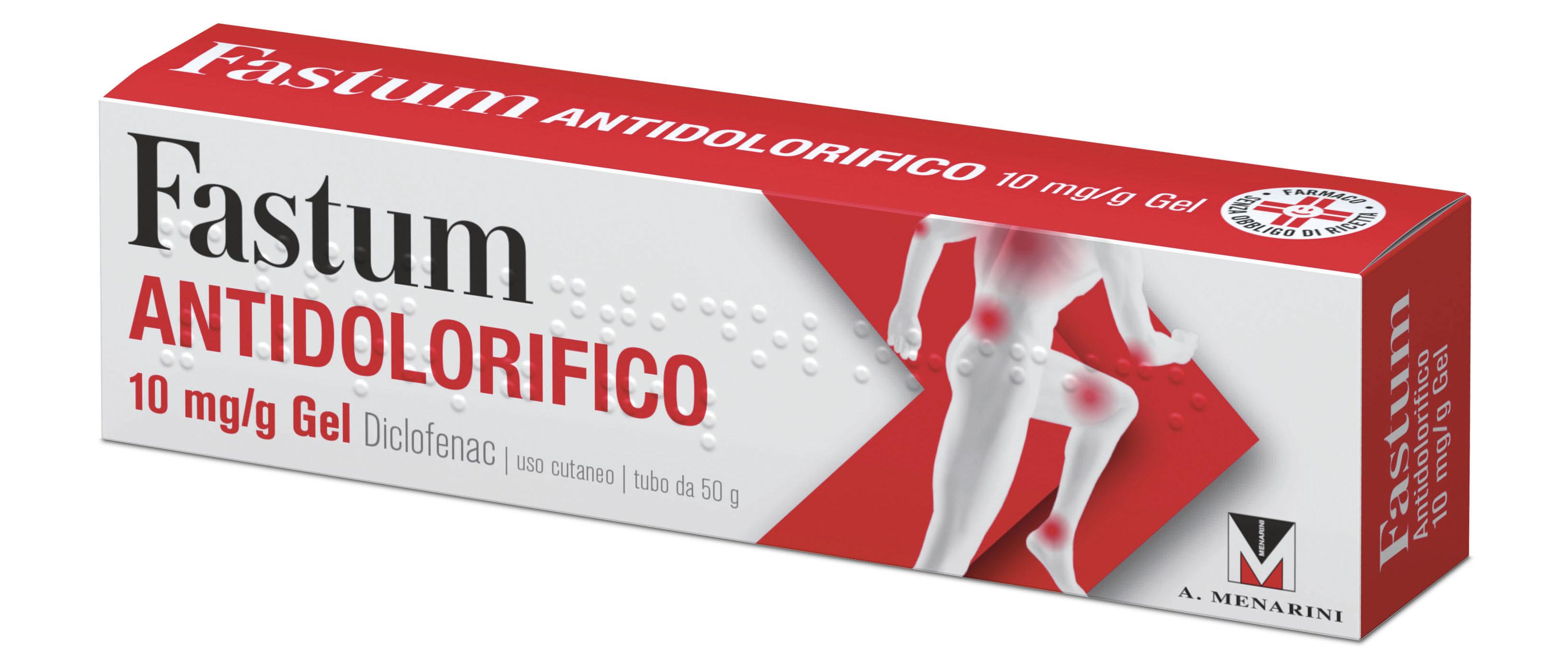 Fastum-Antidolorifico-50mg